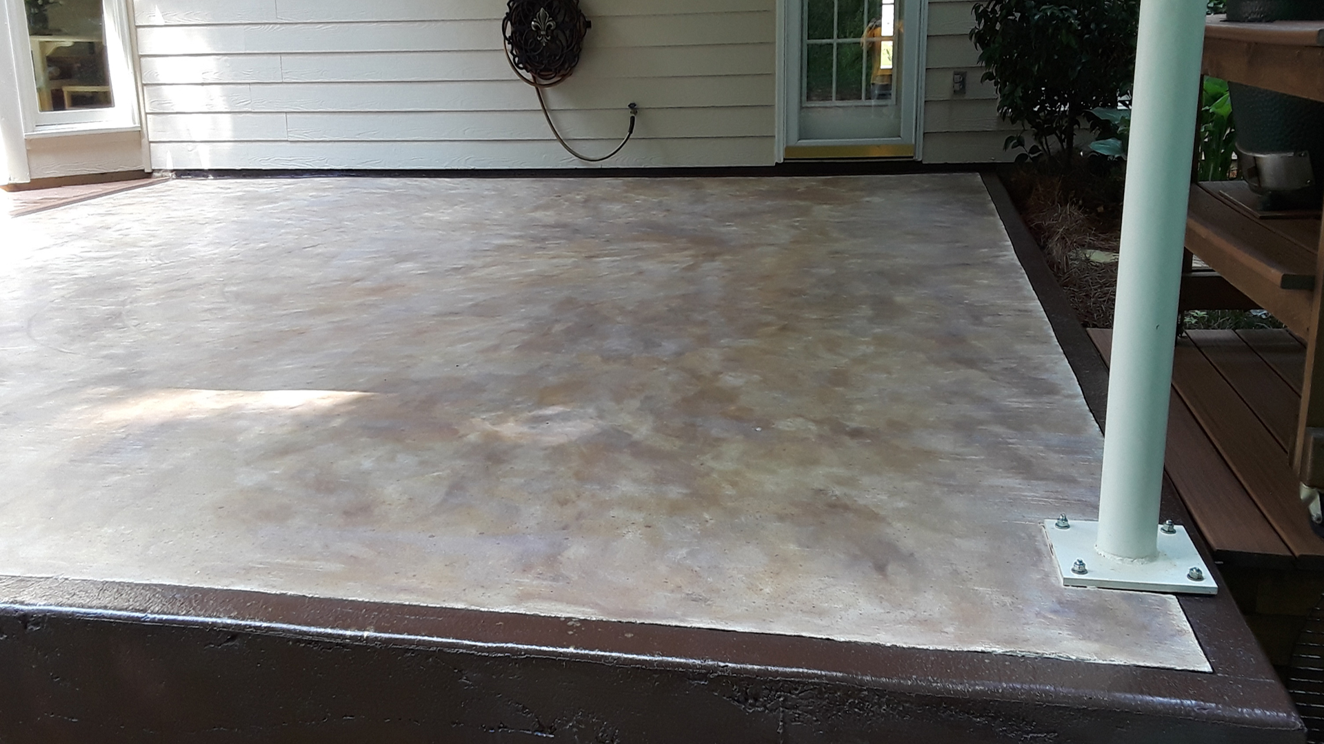 Concrete Staining Atlanta Custom Floors